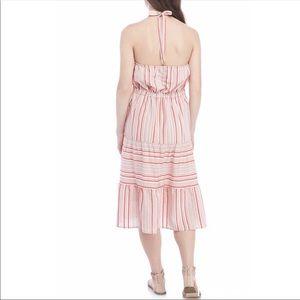 Kaari Blue NWT Women's Sundress Petite MP